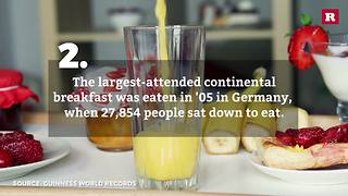 7 tips and facts about breakfast | Rare Life - Video