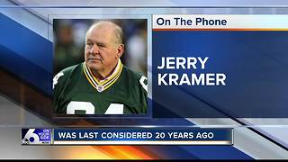 Kramer gets another chance at the hall - Video