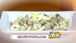 What's for Dinner? - Red Skinned Potato Salad