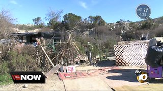 Homeless count leads officers to rural encampments