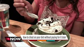 How to cheat on your diet without paying for it later - Video