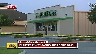 Deputies investigating suspicious death at Dollar Tree store in Spring Hill