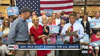 Florida senate race could draw national attention - Video