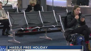 Wednesday expected to be busiest Thanksgiving travel day since 2007 - Video
