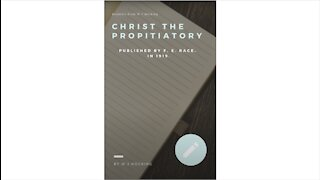 Booklet, Christ the Propitiatory
