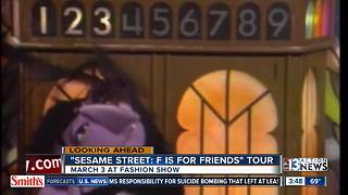 Sesame Street bringing tour to Fashion Show mall - Video