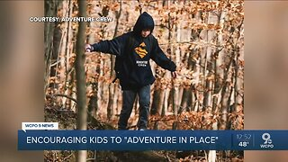 Adventure Crew Encourages Kids To Explore Outside
