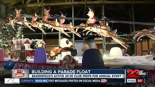 Preparation for 35th Annual Christmas Parade underway - Video