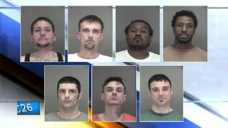 Authorities: $400,000 worth of meth seized in Brown County's largest meth bust - Video