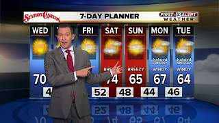 13 First Alert Weather for February 7 2018 - Video