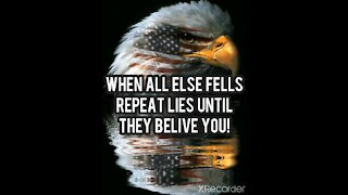 When all else fails. Joe will repeat same LIES OVER & OVER