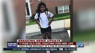 7-year-old girl fighting for her life - Video