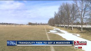 Tranquility Park to get a makeover - Video