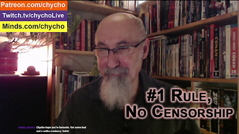 My #1 Rule, No Censorship, Free Speech for All: Lessons Learned from CCA's Censorship of Comic Books
