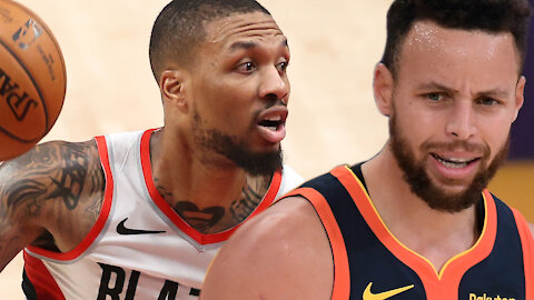 Damian Lillard Pulls Out Of All-Star 3-Point Contest, Worried About LOSING To Steph Curry?