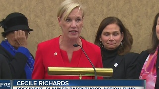 Planned Parenthood fights back - Video