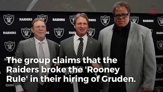 """Diversity"" Group Demands Investigation Into Possible 'Rooney Rule' Violation - Video"