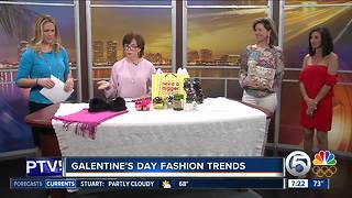 """Galentine's Day"" fashion trends"