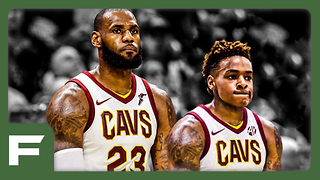 Lebron James Actively Recruiting His Son Bronny Into The NBA - Video