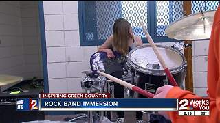 Inspiring Green Country: Rock Band Immersion - Video