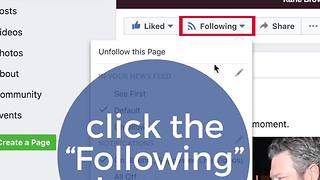 How to take back control of your newsfeed | Rare Country