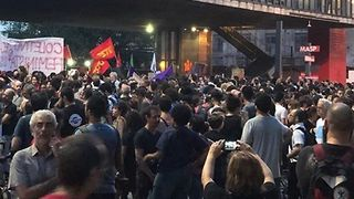 Tens of Thousands March in Protest Over Rio Councillor's Murder - Video