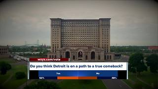 Detroit: Comeback City documentary depicts good, bad, and Ford