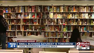 Small shops in Tulsa metro area gear up for Small Business Saturday