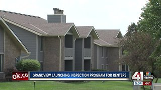 Grandview launching inspection program for renters