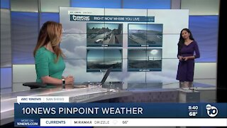 ABC 10News Pinpoint Weather for Sat. Sept. 26, 2020