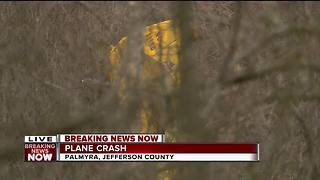 Plane crash investigation underway near Palmyra Municipal Airport