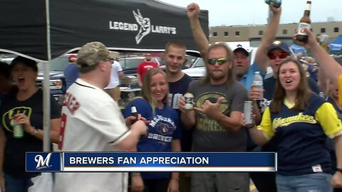 Brewers fans have high hopes as end of season nears