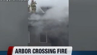 Arbor Crossing Fire - Video