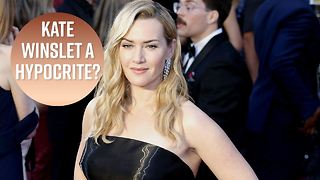 Kate Winslet getting backlash for Woody Allen comments - Video