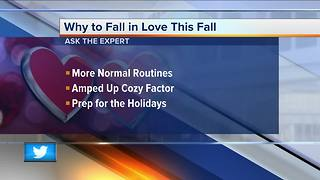 Ask the Expert: Why does love fall apart in fall? - Video
