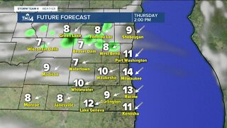 Cooler weather slated for Thursday