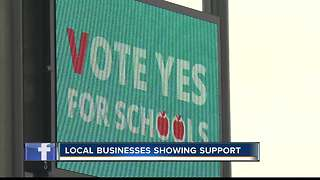 City leaders, businesses support proposed West Ada election - Video