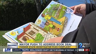 Calls mount for investigation into mayor's healthy book deal-megan
