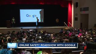 Online Safety Roadshow teaches internet privacy - Video