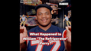 """What Happened to William """"The Refrigerator"""" Perry?"""
