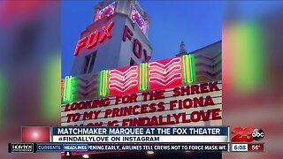 The Fox Theater plays matchmaker