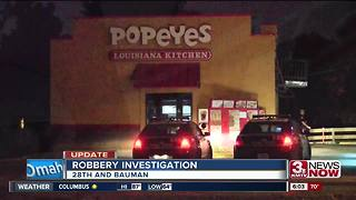 Police stun one, arrest two following Popeye's robbery - Video