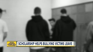Bullied Florida students eligible for scholarships starting October - Video