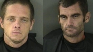 Two suspects linked to dozens of burglaries since September 1st arrested in Indian River Co. - Video