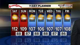 13 First Alert Las Vegas Weather Forecast for July 28 - Video