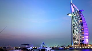 Dubai hotels and other cities  - Video