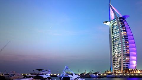 Dubai hotels and other cities