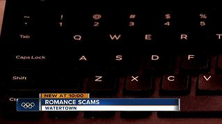 Local woman targeted in online