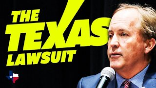 Genius of Supreme Court Texas Lawsuit Simply Explained
