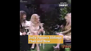 Dolly Parton's Siblings: Then and Now